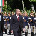 Посещение на президента на Република България Румен Радев в Румъния