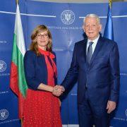 Посещение на министъра на външните работи Екатерина Захариева в Румъния