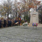 Възпоменателна церемония в чест на загиналите български войни в Първата световна война