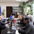 Среща на посланик Т. Чуров с областния управител на Русе Г. Григоров
