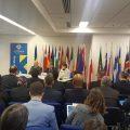 Пресконференция за представяне на приоритетите на Българското председателство в Букурещ