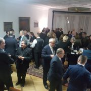 Прием по случай началото на Българското председателство на Съвета на ЕС в Румъния