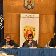 Участие на посланик Т. Чуров в ориентировъчен курс по Обща политика за сигурност и отбрана
