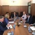 Работно посещение на омбудсмана на Република България в Букурещ