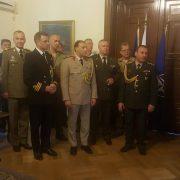 Прием по случай деня на храбростта и празник на Българската армия