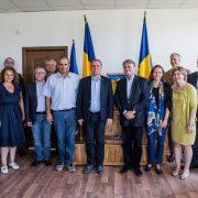 """Участие в инициативата """"Yes, we care"""" на Представителството на ЕК в Букурещ"""