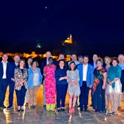 Посещение на дипломатическия корпус в Букурещ в област Велико Търново