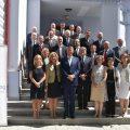 Работен обяд на посланиците на държавите-членки на ЕС в Букурещ с президента Клаус Йоханис