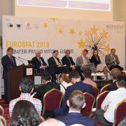 Участие на посланик Тодор Чуров в шестото издание на форума EUROSFAT