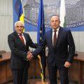 Работно посещение на министър Румен Порожанов в Румъния