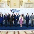 """Участие на президента Румен Радев в срещата на върха по инициативата """"Три морета"""" в Букурещ, Румъния"""