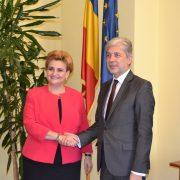 Посещение на министъра на околната среда и водите на Република България Нено Димов в Румъния