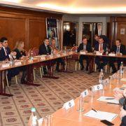 Кръгла маса за представяне на условията и възможностите за бизнес в България