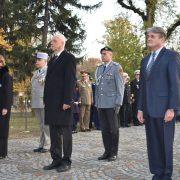 Възпоменателна церемония в памет на загиналите в Първата световна война