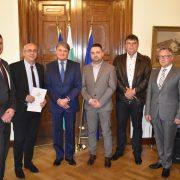 Почетният консул в Тимишоара Георги Наков продължи мандата си за още четири години