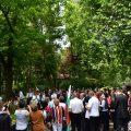 Почитане на паметта на Христо Ботев в Букурещ
